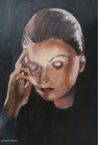 schilderijen - Greta-Garbo2