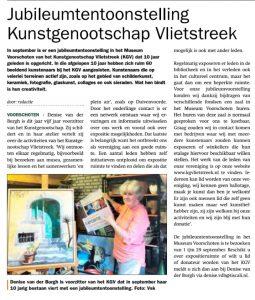 2019 - Persbericht-Voorschotense-Krant-aug2019